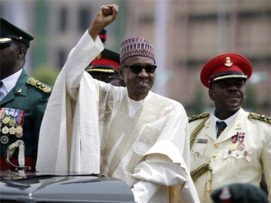 尼日利亚总统布哈里三赴伦敦,没有说明停留的目的,也没有透露回国日期