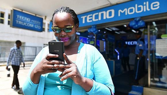 揭秘传音:非洲市场占有38% 去年全球出货近8000万