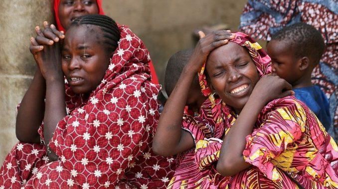 """""""博科圣地""""武装分子在尼日利亚约贝州绑架了111名女学生"""