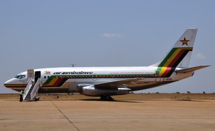 南非机场公司因欠费扣押了津巴布韦航空公司唯一架运营的飞机