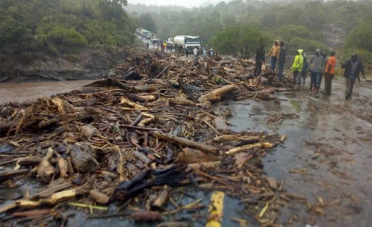 肯尼亚山体滑坡最新消息:29人死亡,数人失踪