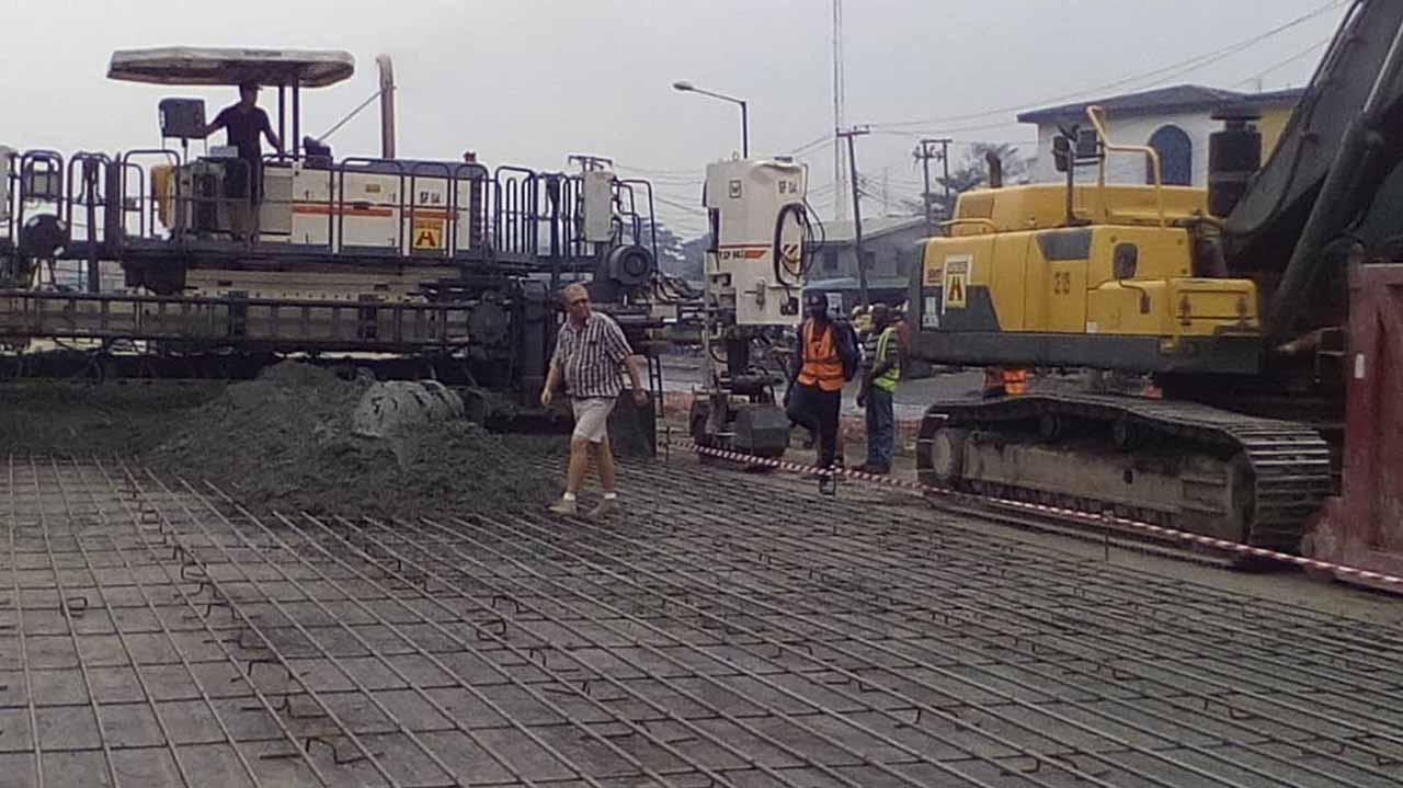 阿帕帕因修复施工72小时公路封闭,尼日利亚联邦政府呼吁公众理解